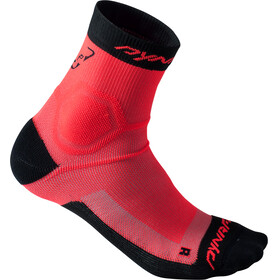 Dynafit Alpine Short Socks Women fluo coral